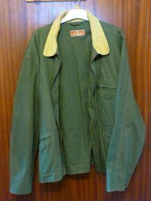 veste quadrilatère 100 % coton