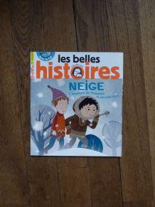 Les Belles Histoires- N°515- Neige- L'Aventure de Philémon e