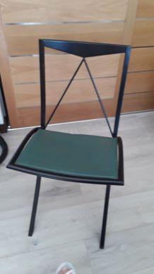 4 chaises Cattelan