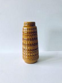 Grand vase en céramique West Germany