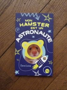 Mon Hamster Est Un Astronaute- Lowe Dave- Pocket Jeunesse