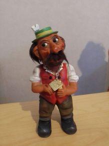 Figurine western Germany