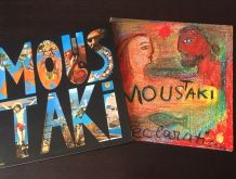 Georges Moustaki lot 2 vinyles 33 t
