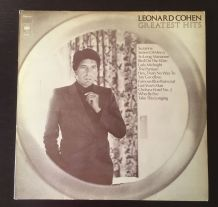 Leonard Cohen - 33 t Greatest Hits