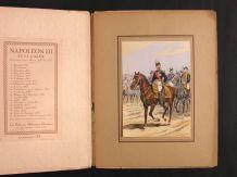 Gravures Napoléon III et sa garde / Éditions militaires
