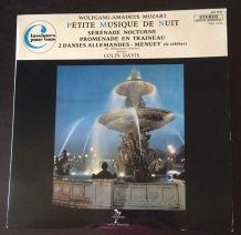 Mozart - Philharmonia Orchestra - 33 t