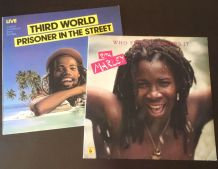Reggae : Rita Marley + Third World - 33 t
