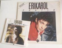 Erikarol - maxi 45 t + 45 t promotionnels - Partir 1988