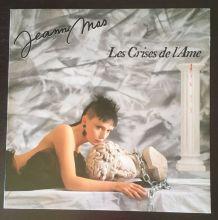 Jeanne Mas - 33 t promotionnel-Les Crises de l'Ame 1989