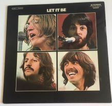 The Beatles - Let it be - 1970 - 33 t