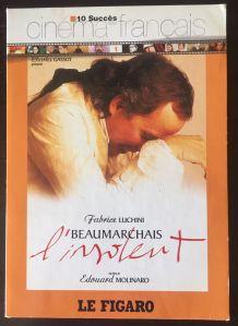 DVD Beaumarchais L'insolent - F. Luchini