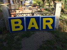 luminaire bar