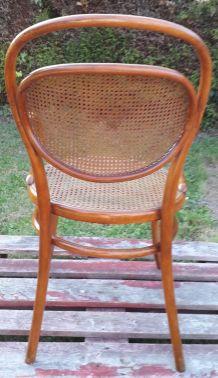 fauteuil Thonet 1900