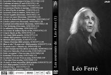 Léo Ferré DVD Les souvenirs de... (volume 1)
