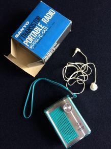 Petit transistor Sanyo