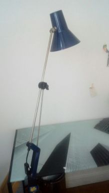 Lampe d'atelier vintage allemande