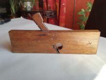 ancien rabot bois