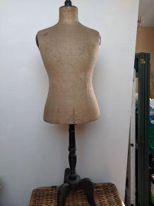 Mannequin femme Stockman taille 44 Usure du temps. En coton