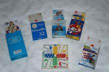 lot jeu vintage