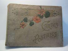 album cartes postales Art Nouveau Art Déco