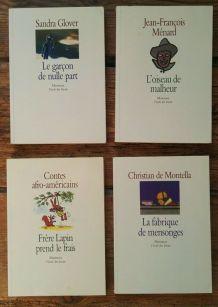 Lot Livres Édt L'école des Loisirs Collection Maximax 8 à 13