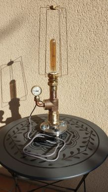 "Lampe Industrielle  "" Steam Collection"""