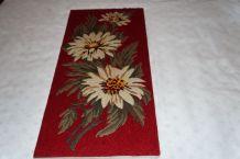 tableau edelweiss vintage