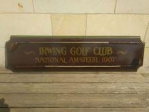 Country corner golf