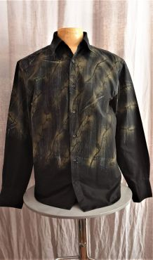 Chemise Homme Stylée Vintage 2000