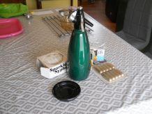 syphon eau de Seltz vintage