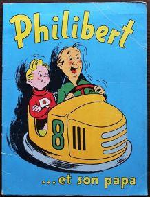 BD Philibert - 1 - Philibert et son papa - EO 1955