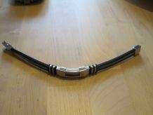 bracelet mixte homme femme  longueur 21.50cm état neuf