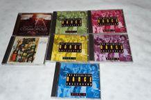 lot de CD vintage