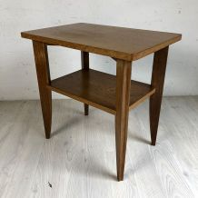 Table d'appoint vintage 60's
