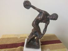 bronze .magnifique  1920/30