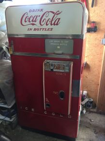 Distributeur de coca