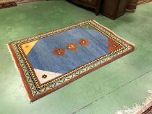 Tapis turc fait main en laine - 1m23x1m80