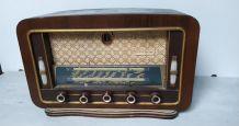 Poste de radio à lampe SONAPHONE