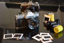 Appareil photo Mamiya MSX500