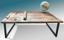 Table basse « vieille »