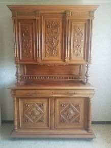 Buffet ancien provencal