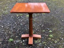 Table bistrot années 70