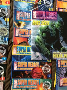 31 marvel super heroes 1990/2000