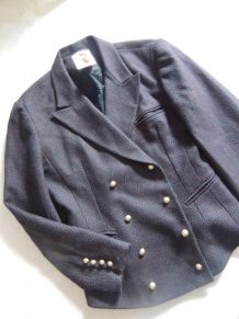veste tailleur vintage