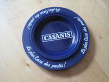 Cendrier de marque pastis  Casanis ancien vintage