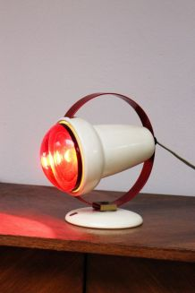 Lampe Infraphil Charlotte Perriand 1950 pour Philips