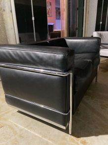 Canapé LC2 Cassina Le Corbusier