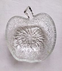 Coupelle à dessert en forme de pomme