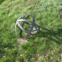 Sphère à partir de cercle