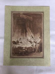 Reproduction Fragonard
